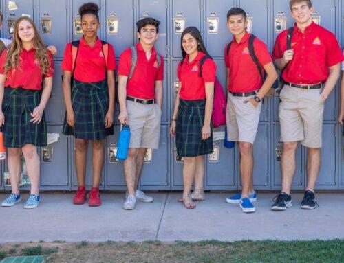 Catholic Education Arizona Partners with Local Businesses to Provide Student Scholarships