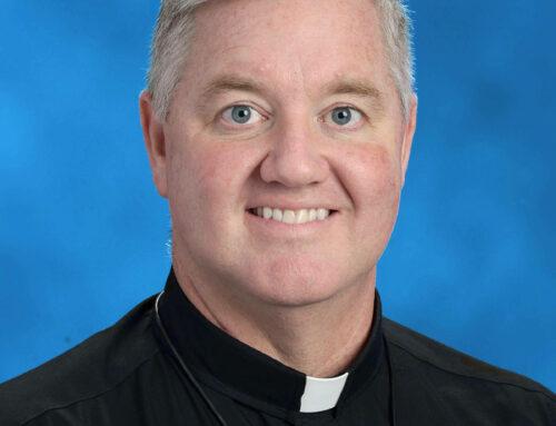 Board Member News — Fr. Tom Eckert C.S.C.