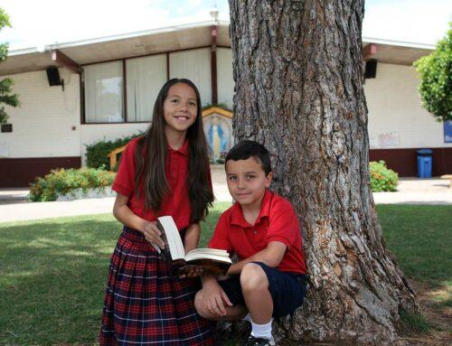 Happy 60th Anniversary St. Vincent de Paul Catholic School!