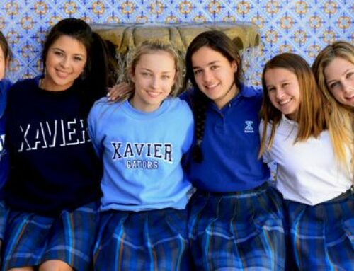 The Nationally Recognized Xavier College Preparatory