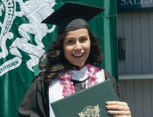 Alumni News — Joanna Guadalupe Garcia, MA., Xavier College Preparatory